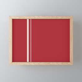 Swiss Swisse Framed Mini Art Print