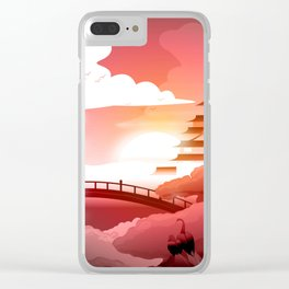 Fortress Clear iPhone Case