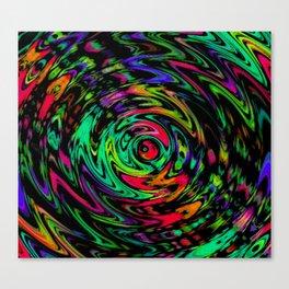 Eye Zod Canvas Print