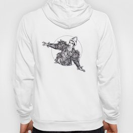 Ashes to Ashes Hoody