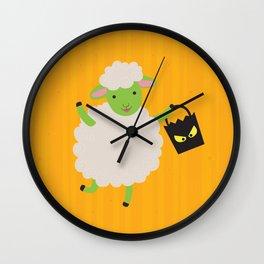 Sheep Series [SS 03] Wall Clock