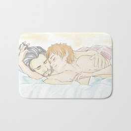 Good Morning_ThorinThilbo Bath Mat