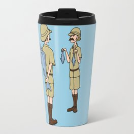 Fish Slapping Dance Travel Mug