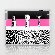 but first,art Laptop & iPad Skin