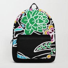 Dia de los Muertos Tortuga Backpack