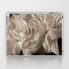 Delicate White Laptop & iPad Skin