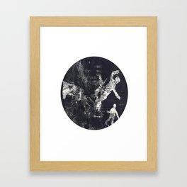 World war Zero Framed Art Print