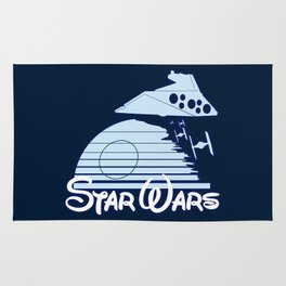 Welcome to the new family friendly Star Wars Empire! Rug