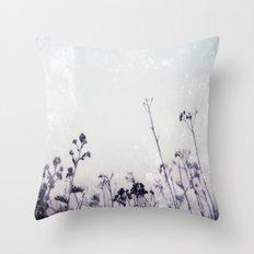 Landscape 1 (cold tones) Throw Pillow