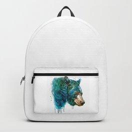 Bear Head Backpack