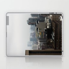 City Buildings Chicago Original Color Photo Laptop & iPad Skin