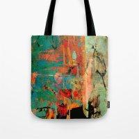 horse Tote Bags featuring Trojan Horse by Fernando Vieira