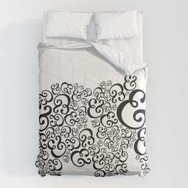 Ampersand Elephant Comforters