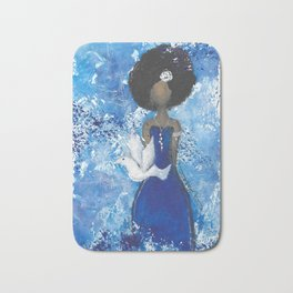 Zeta Angel Bath Mat