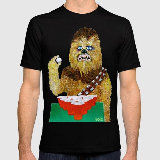 BEER PONG WOOKIE T-shirt