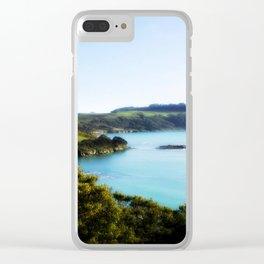Tasmania's North Coast Clear iPhone Case