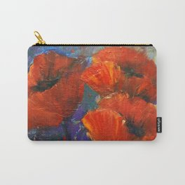 Pop of Poppie Carry-All Pouch