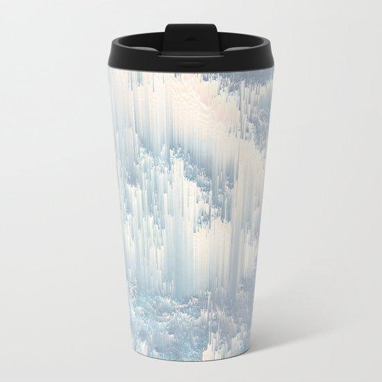 Ice Metal Travel Mug