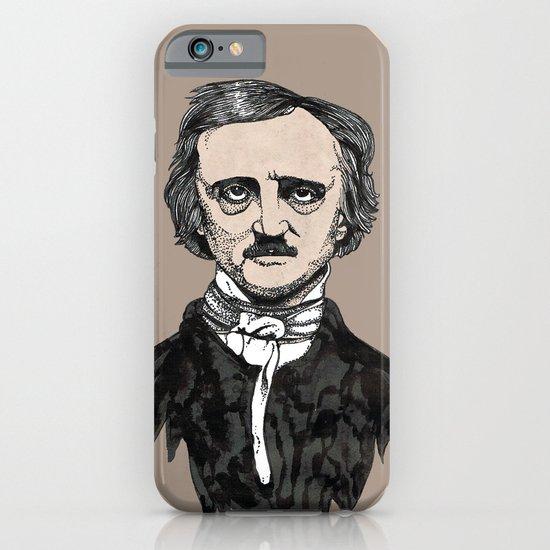 edgar allan poe iPhone & iPod Case