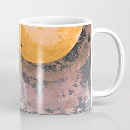 Dust 02 - Post Biological Universe Coffee Mug