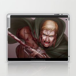 Shingeki no Kyojin - Erwin Smith Laptop & iPad Skin