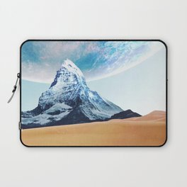 Worlds Colliding Laptop Sleeve