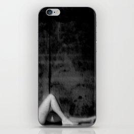 male nude study iPhone Skin