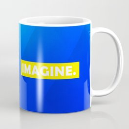 IMAGINE gradient no1 Coffee Mug