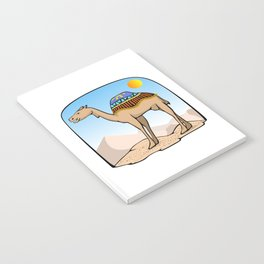 Exalted Camel Notebook