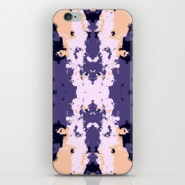 Okimoto - Abstract Rorschach Butterfly iPhone Skin