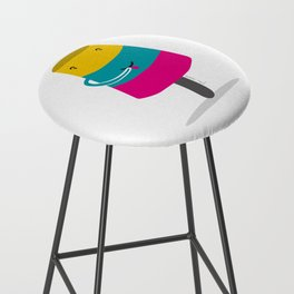 Helado de Salcedo Bar Stool