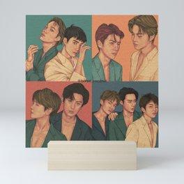 EXO Fanart Mini Art Print