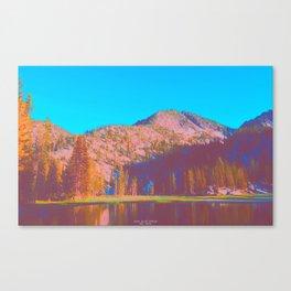 1960s Landscape XXIV Canvas Print