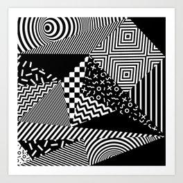 4:59 Art Print