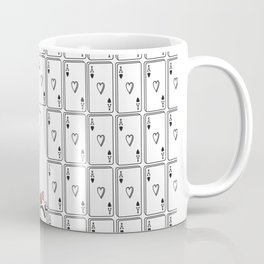 As de Corazones Coffee Mug