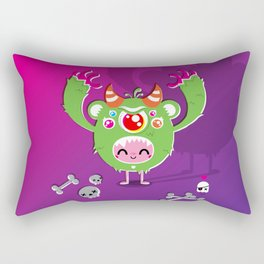 RAWR! Rectangular Pillow