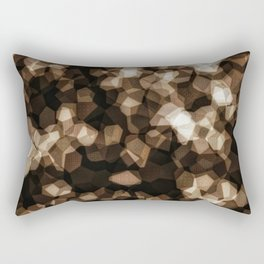 Crystal #02 Rectangular Pillow
