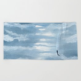 Rise Above Beach Towel