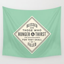 Hunger & Thirst Wall Tapestry