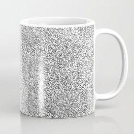 """""""THOUGHTS"""" Coffee Mug"""