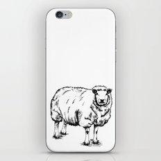 Sheep Sheep. iPhone & iPod Skin
