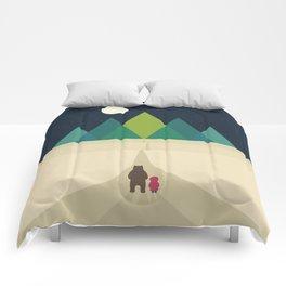 Long Journey Comforters