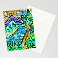 HIKERS REWARD Stationery Cards