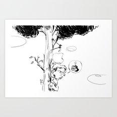 Guillaume Tell 2.0 Art Print