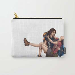 Lara and Sam's Adventures Carry-All Pouch