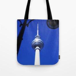 Berlin TV Tower No.3 Tote Bag