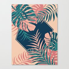 Tropical Dreams #society6 #decor #buyart Canvas Print
