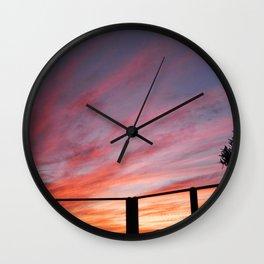 Work of art Wall Clock