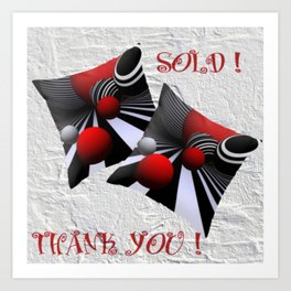 sold! thank you! BLOGPOST Art Print