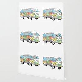 The traveling combi - vanlife vaner Wallpaper